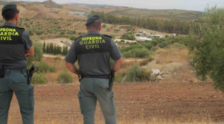 SEPRONA GUARDIA CIVIL